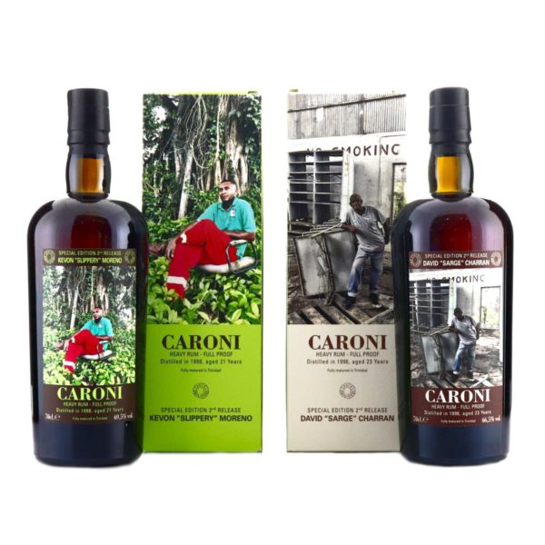 Caroni Employees 2nd Release